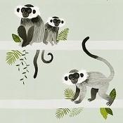 Papier peint Monkey Bars Original Villa Nova