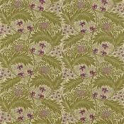 Tissu Larkspur Privet/Rose Morris and Co