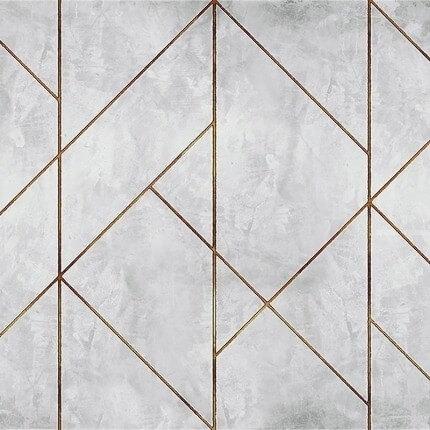 Panneau La Coupole Coordonné Gold 7000072 Coordonné