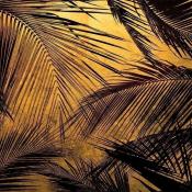 Panneau Palms Gold Coordonné