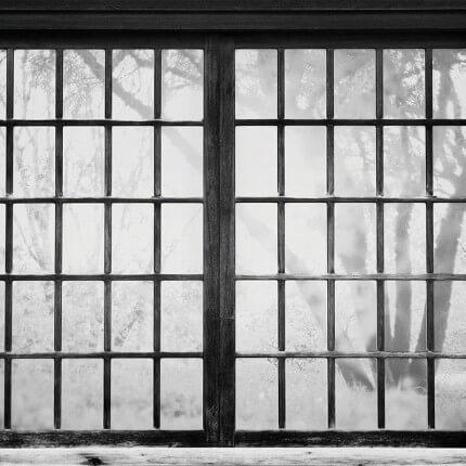 Panneau Japanese Window Coordonné Multi-coloured 6500209N Coordonné