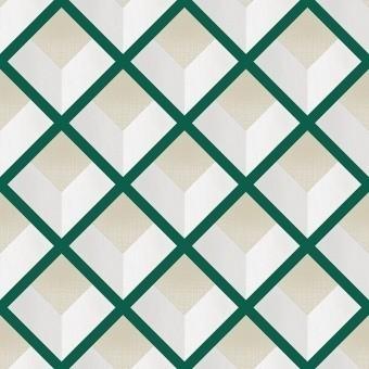 Vincent Wallpaper Aqua Coordonné