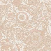 Papier peint Passiflora Sable Eijffinger