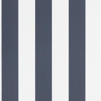 Spalding Stripe Wallpaper Black/Black Ralph Lauren