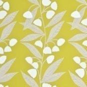 Papier peint Bell Flower Cherry/Indigo/Buttermilk GP & J Baker