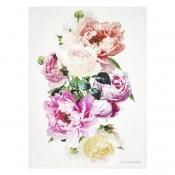 Plaid Tourangelle Peony Rose Designers Guild