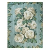 Plaid The Rose Swedish Blue Bleu John Derian