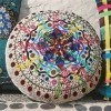 Coussin Rosetta Multicolore Christian Lacroix