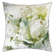 Coussin Peonia Charteuse Designers Guild