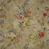 Tissu Veronese Naturale  Ochre Designers Guild