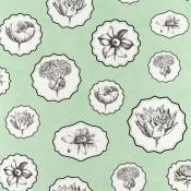 Papier Peint Herbariae  Printemps Christian Lacroix