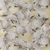 Papier Peint Peonia   Zinc Designers Guild