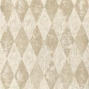 Papier Peint Arlecchino  Ivory Designers Guild