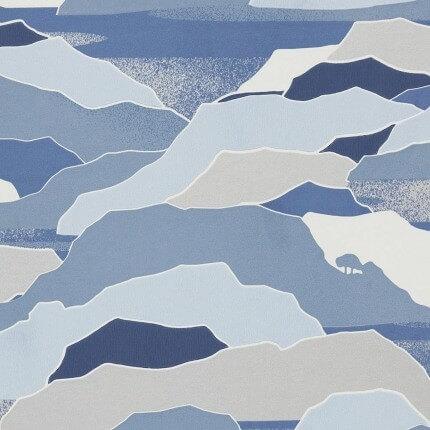 Papier peint Colline Lelièvre Bleuté 6443_03 Lelièvre