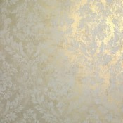 Papier peint Trianon Marron Nobilis