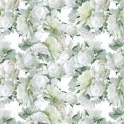 Tissu Peonia  Chartreuse Designers Guild