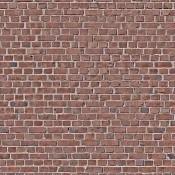 Panneau Brick Wall Red Rebel Walls