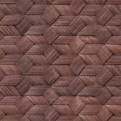 Panneau Birch Bark Braids Original Rebel Walls