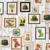 Panneau Cactus Wall Art Multi Rebel Walls