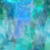 Panneau Color Clouds Bleu Rebel Walls