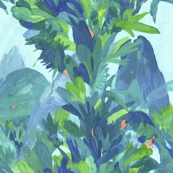 Papier peint Baie d'Along Espelette Nobilis