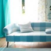 Canapé Stitch 2 places Designers Guild