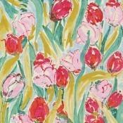 Tissu Joli Mois de Mai Multicolore Lalie Design