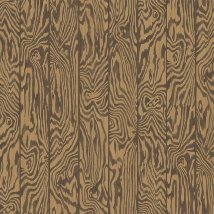 Papier peint Zebrawood Cole and Son Tiger 107/1002 Cole and Son