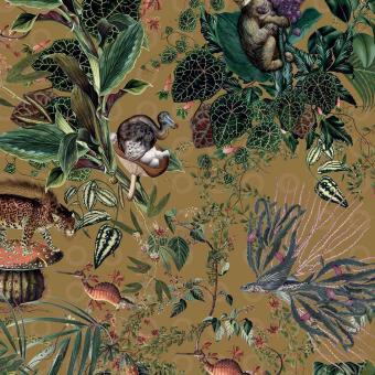 Revêtement mural Menagerie of Extinct Animals Cloud Arte