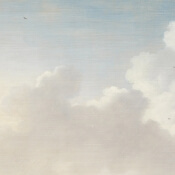 Panneau Dutch Sky Stripe Paste/Blue Eijffinger