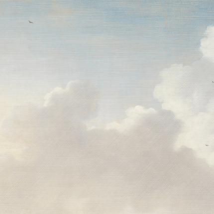 Panneau Dutch Sky Stripe Eijffinger Paste/Blue 358120 Eijffinger