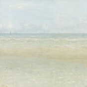 Panneau Seascape Beige/Sand Eijffinger