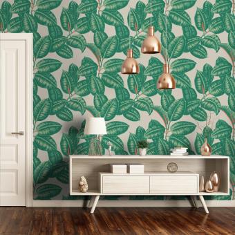 Papier peint Ipanema Eucalyptus Nobilis