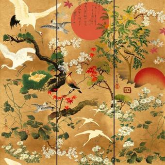 Byobu Panel Original Mindthegap