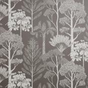 Papier peint Trees Dark Grey Ferm Living