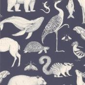 Papier peint Animals Mustard Ferm Living