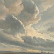 Panneau Sunset Clouds Original Au fil des Couleurs