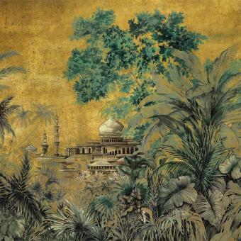 Panneau Taj Mahal Aloe Coordonné