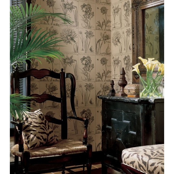 papier peint prints thibaut. Black Bedroom Furniture Sets. Home Design Ideas