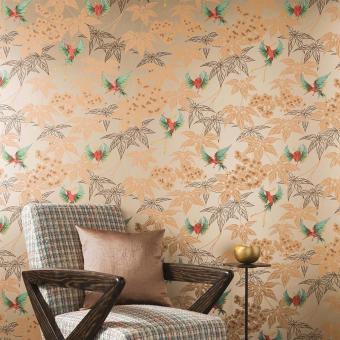 Grove Garden II Wallpaper Cooper Osborne and Little