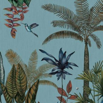 Panneau Ipanema Bleu vert Casamance