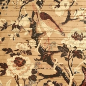 Revêtement mural Silkbird Gold Coromandel Dedar