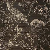 Revêtement mural Silkbird Gravure  Silver Dedar
