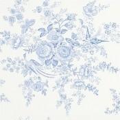 Papier peint Vintage Dauphine Sky Ralph Lauren
