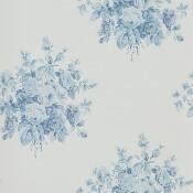 Papier peint Wainscott Floral Porcelain Ralph Lauren