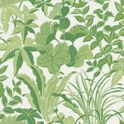 Papier Peint Magic Garden Pale Green Au fil des Couleurs