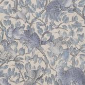Papier peint Zippy's Hide and Seek Pale Blue Au fil des Couleurs