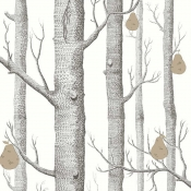 Papier peint Woods and Pears Sienne Cole and Son