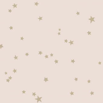 Stars Wallpaper Azur/Or Cole and Son