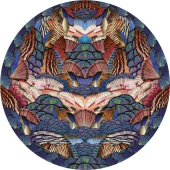 Tapis Calligraphy Bird diamètre 250 cm MOOOI